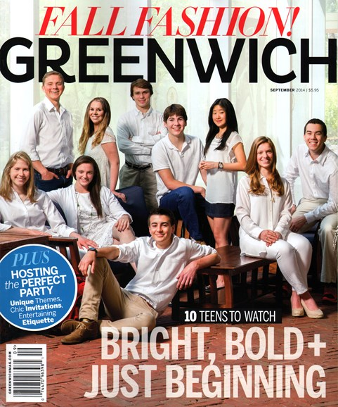 Greenwich Cover - 9/1/2014