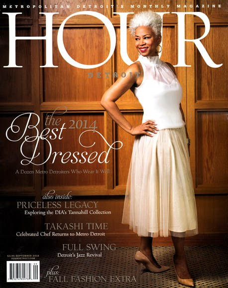 Hour Detroit Cover - 9/1/2014