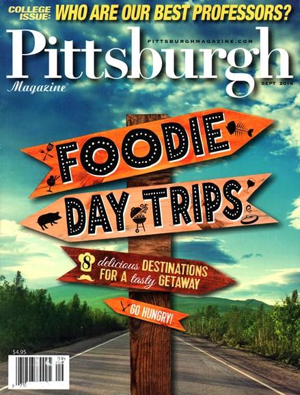 Philadelphia Magazine Cover - 9/1/2014