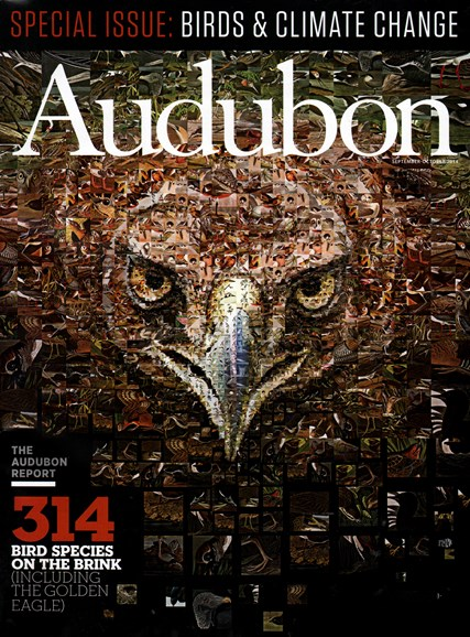 Audubon Cover - 9/1/2014