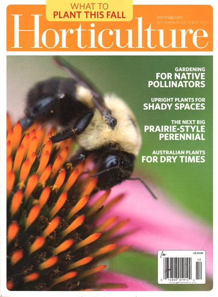 Horticulture Cover - 9/1/2014