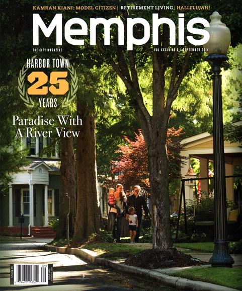 Memphis Cover - 9/1/2014