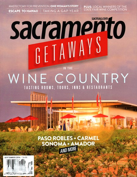Sacramento Cover - 9/1/2014