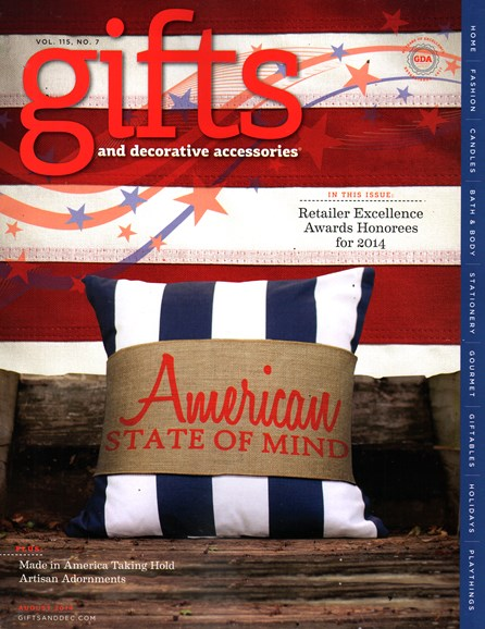 Gifts And Decorative Accessories Cover - 8/1/2014