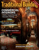 Traditional Building Magazine 8/1/2014