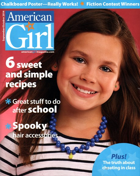American Girl Cover - 9/1/2014
