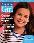 American Girl Magazine 9/1/2014
