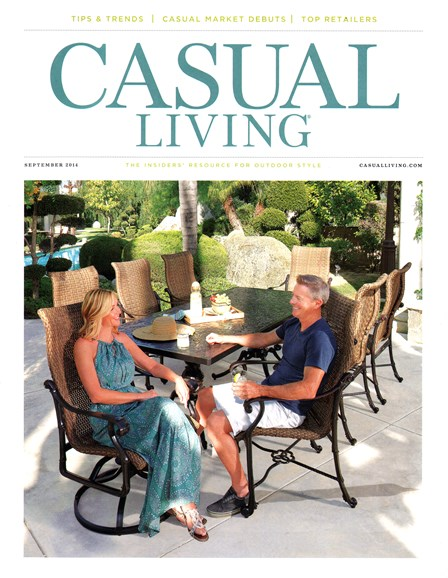 Casual Living Cover - 9/1/2014