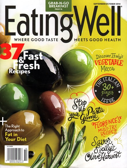 EatingWell Cover - 9/1/2014