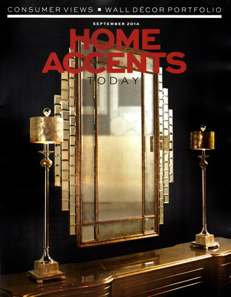 Home Accents Today Cover - 9/1/2014