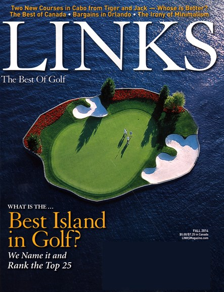 LINKS Cover - 9/1/2014