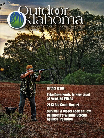Outdoor Oklahoma Cover - 9/1/2014