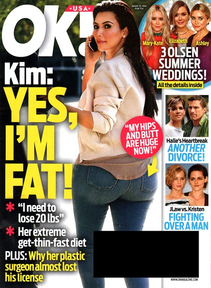 Ok! Cover - 8/25/2014