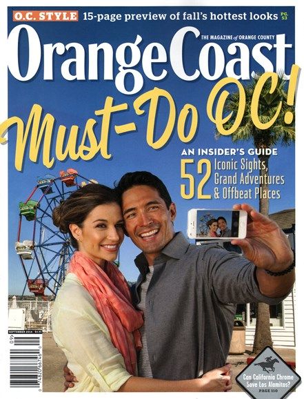 Orange Coast Cover - 9/1/2014