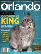 Orlando Magazine 9/1/2014