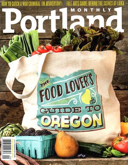 Portland Monthly Cover - 9/1/2014