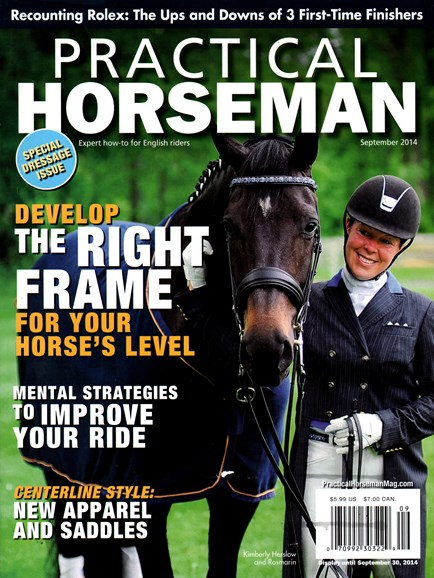 Practical Horseman Cover - 9/1/2014
