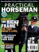 Practical Horseman Magazine 9/1/2014