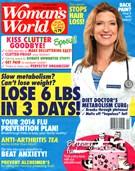 Woman's World Magazine 10/6/2014