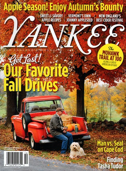 Yankee Cover - 9/1/2014