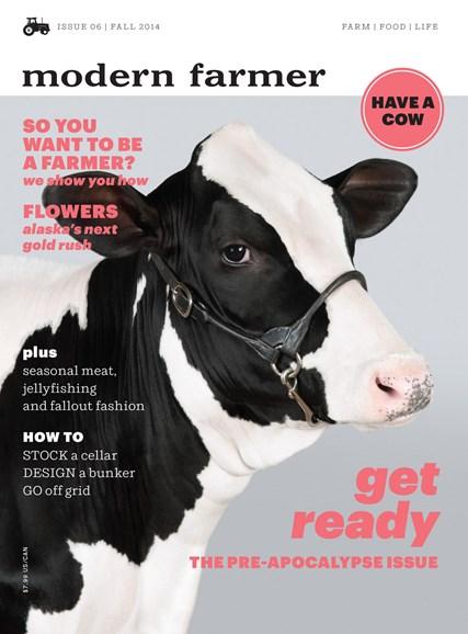 Modern Farmer Cover - 9/1/2014
