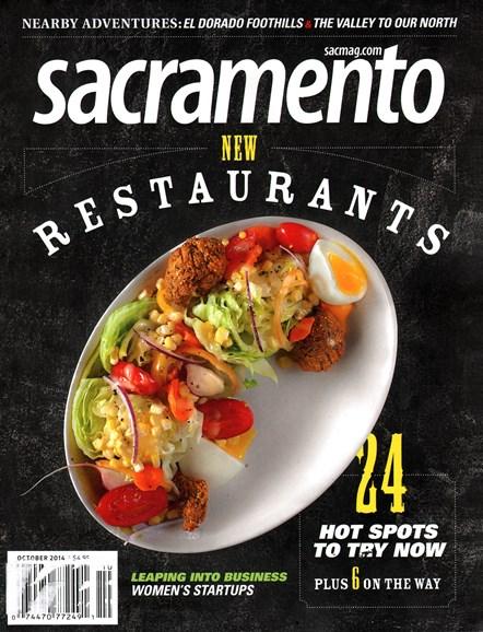 Sacramento Cover - 10/1/2014