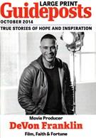 Guideposts Large Print Magazine 10/1/2014