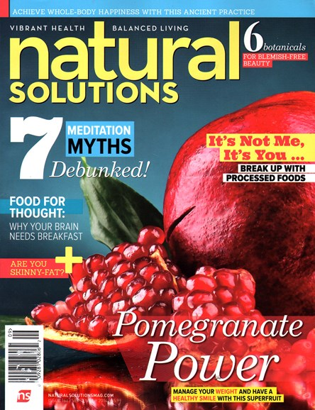 Natural Solutions Cover - 9/1/2014