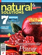 Natural Solutions Magazine 9/1/2014