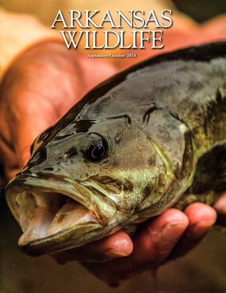 Arkansas Wildlife Cover - 9/1/2014