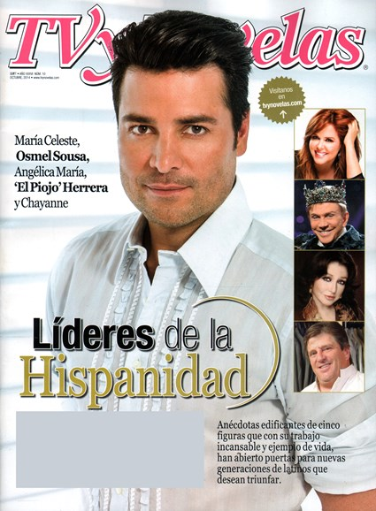 Tv Y Novelas Cover - 10/1/2014