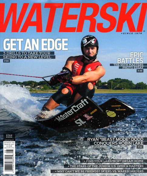Waterski Cover - 7/1/2014