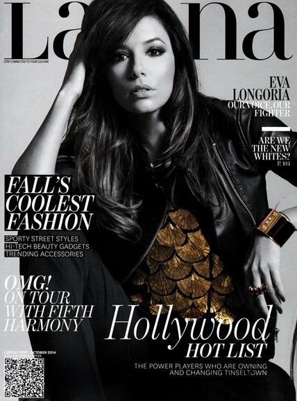 Latina Cover - 10/1/2014
