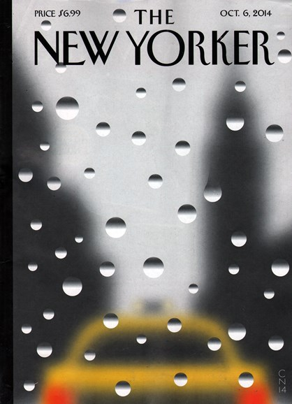 The New Yorker Cover - 10/6/2014