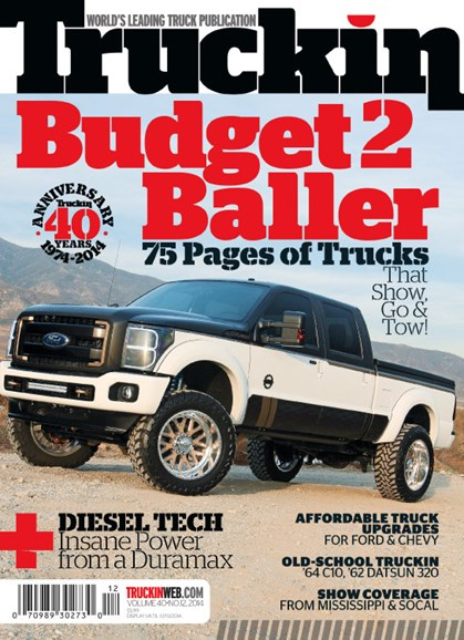 Truckin' Cover - 10/9/2014