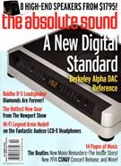Absoulute Sound Magazine 10/1/2014