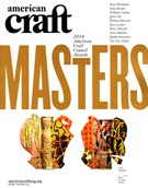 American Craft Magazine 10/1/2014