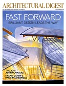 Architectural Digest 10/1/2014