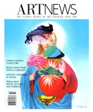 Artnews Magazine 10/1/2014