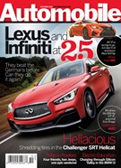 Automobile Magazine 10/1/2014
