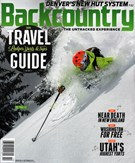 Backcountry Magazine 10/1/2014