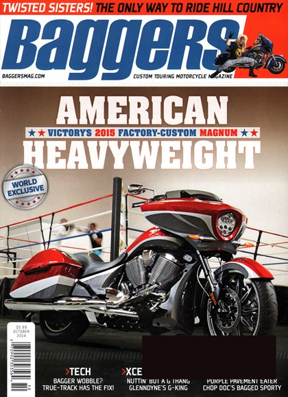 Baggers Cover - 10/1/2014