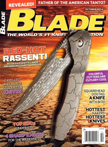 Blade Cover - 10/1/2014