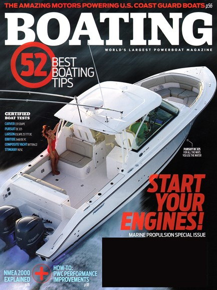Boating Cover - 10/1/2014