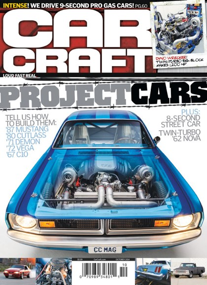 Car Craft Cover - 10/1/2014