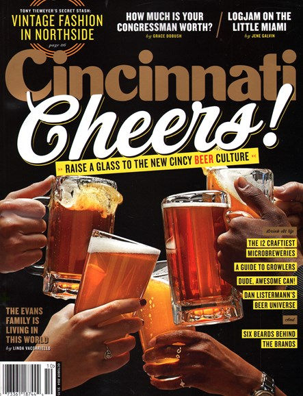 Cincinnati Cover - 10/1/2014