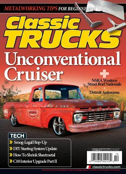 Classic Trucks Cover - 10/1/2014