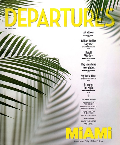 Departures Cover - 10/1/2014