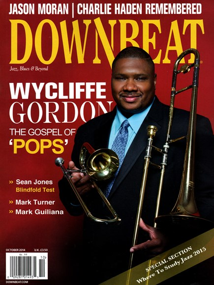 DownBeat Cover - 10/1/2014