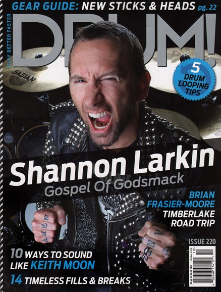 Drum! Cover - 10/1/2014